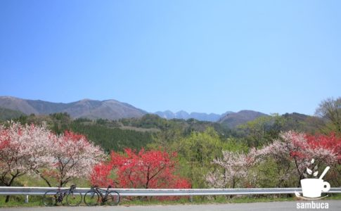 中山道・木曽路サイクリング