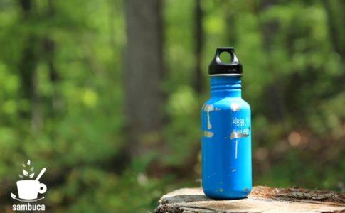 クリーンカンティーン(klean kanteen)のボトル