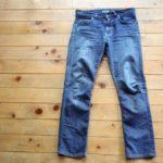 約2年、穿き込んだpatagonia(パタゴニア)のジーンズ