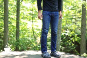 使用期間2年のパタゴニアのジーンズ