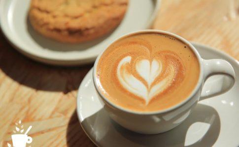 ブルーボトルコーヒーのカプチーノ