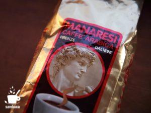 MANARESIのコーヒー豆