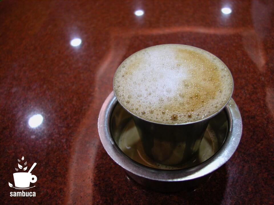 南インドのコーヒー