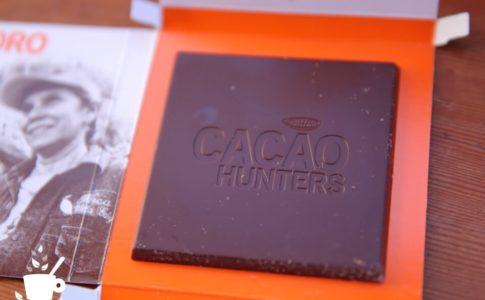 カカオハンターズのチョコレート