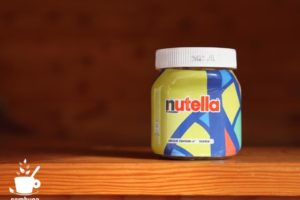 スペインのnutella(ヌテッラ)