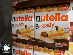 nutella B-ready(ヌテラビーレディー)