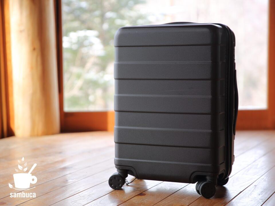 MUJI(無印良品)のスーツケース(ハードキャリー)
