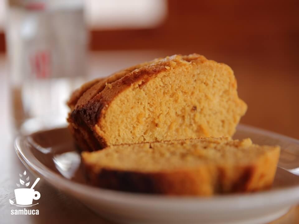 サンブーカのケーキ