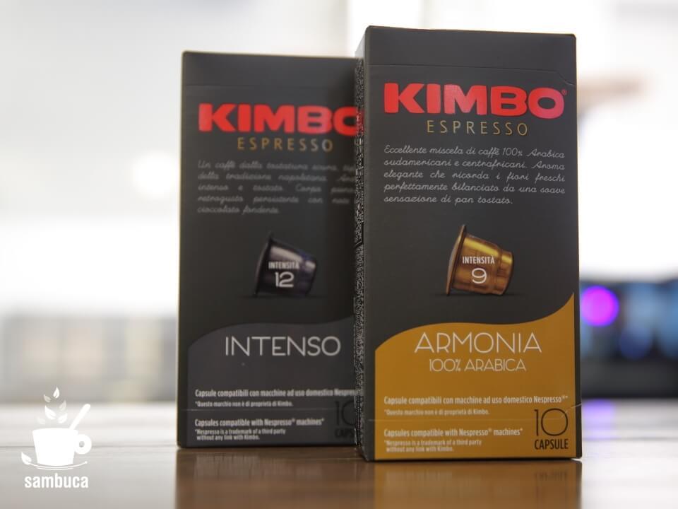 KIMBO(キンボ)のカプセルコーヒー