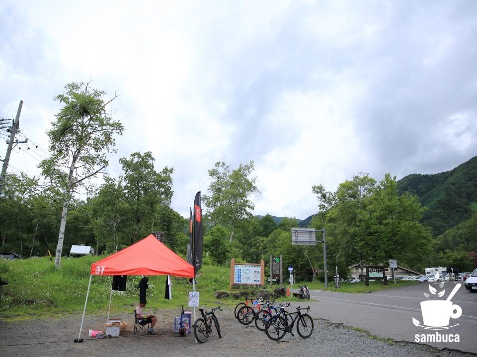 3Tバイク「乗鞍アウトドアフィールド試乗会」