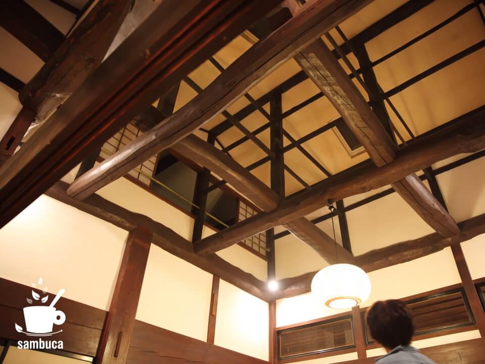 Satoyama villa DENの内観