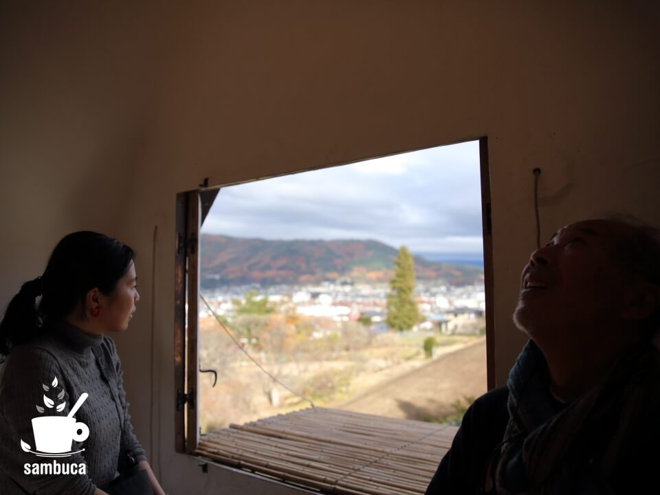 高過庵からの眺め