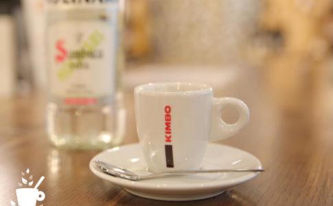 カ・モンテの「カフェ・サンブーカ」