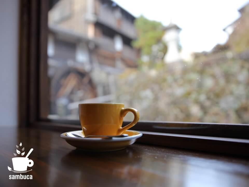 HillBilly Coffee Company(ヒルビリーコーヒーカンパニー)のエスプレッソ