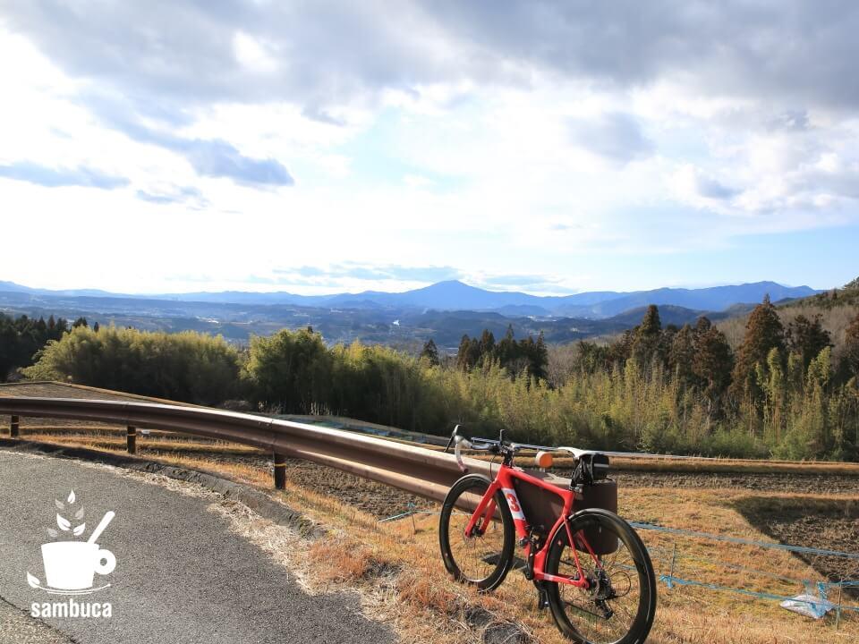 旧中山道からの風景