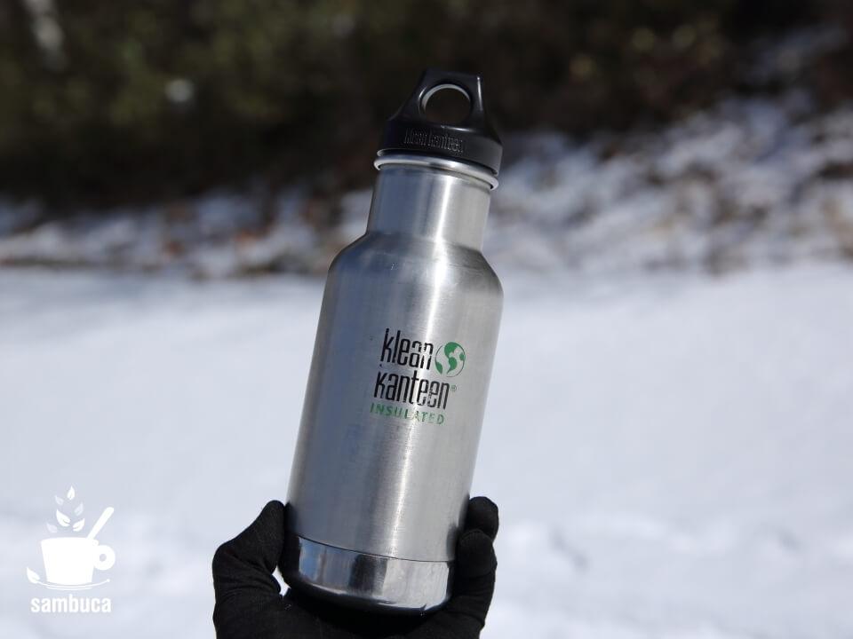 クリーンカンティーンのインスレートボトル