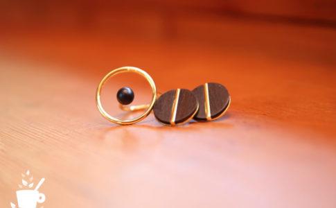 MAM Originalsのリングとイヤリング