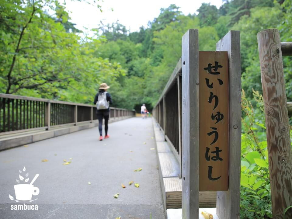 清流橋(せいりゅうはし)