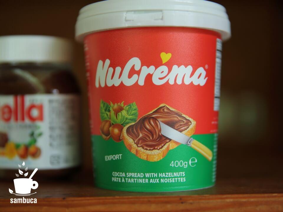 NuCremaの原産国はギリシャです