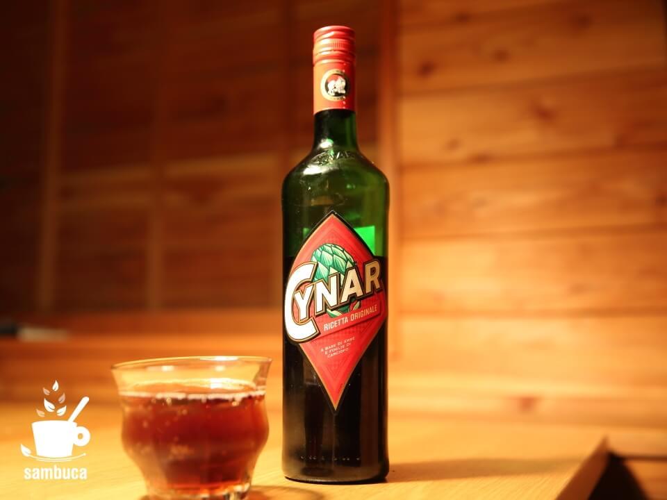 アーティチョークのお酒「チナール」
